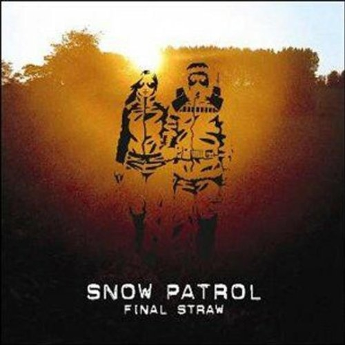 Snow Patrol Final Straw cover art