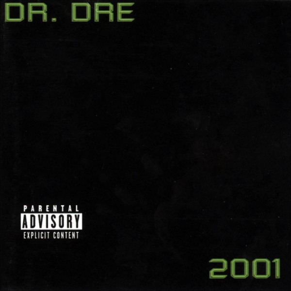 Dr. Dre feat. Devin the Dude & Snoop Dogg 2001 cover art