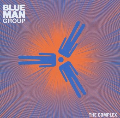 Blue Man Group The Complex cover art