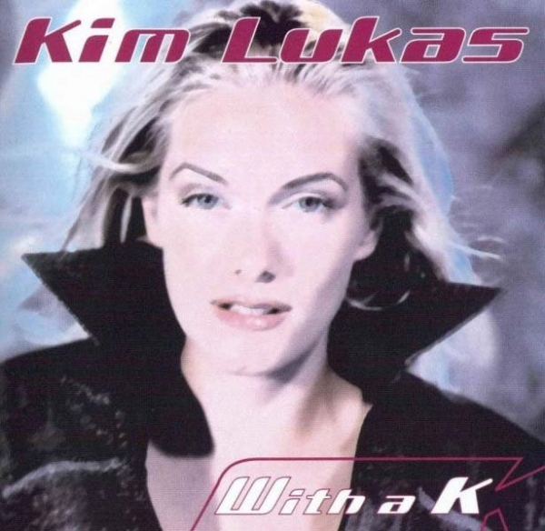 Kim Lukas With a K Cover Art