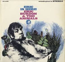 Eric Burdon and the Animals Eric Is Here Cover Art