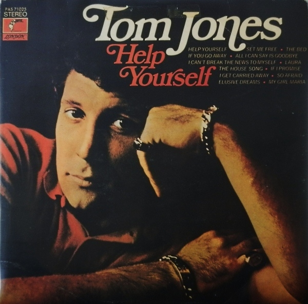 Tom Jones Help Yourself cover art