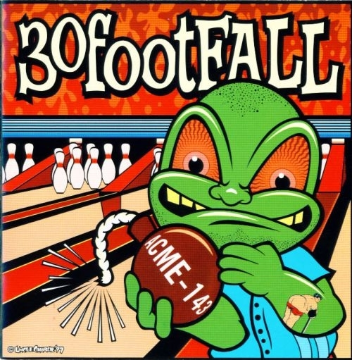 30footFALL Acme-143 cover art