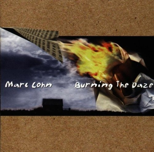Marc Cohn Burning the Daze cover art