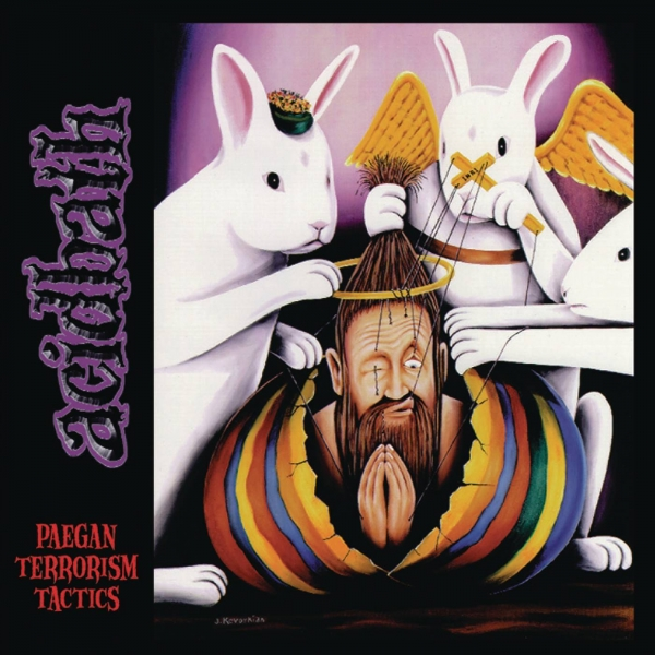 Acid Bath Paegan Terrorism Tactics Cover Art