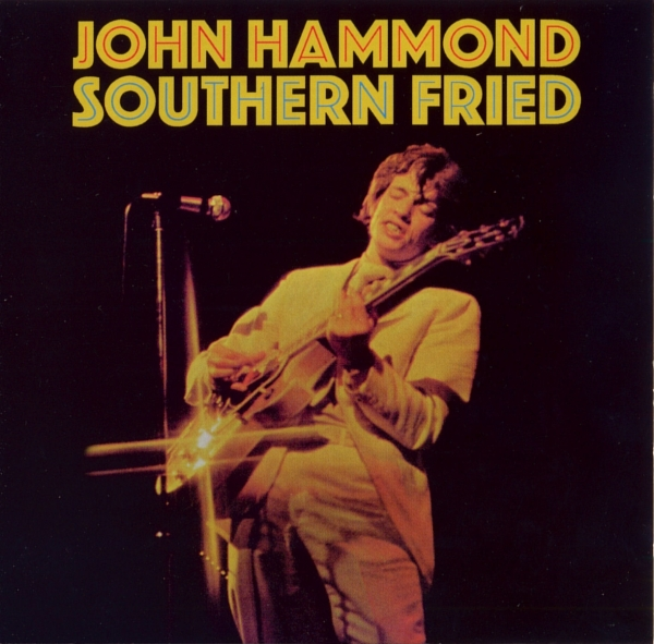 John Hammond Southern Fried cover art