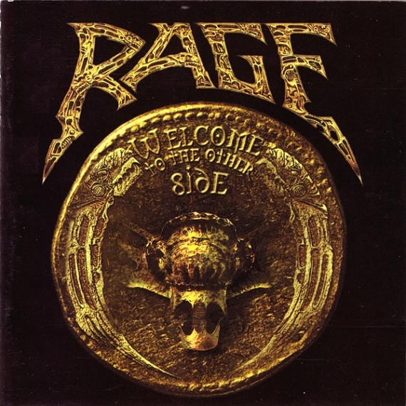 Rage Welcome to the Other Side cover art