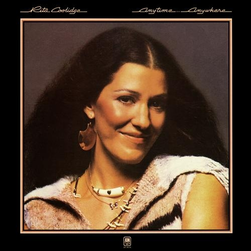 Rita Coolidge Anytime... Anywhere Cover Art