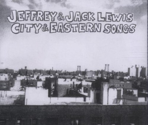 Jack Lewis City & Eastern Songs cover art
