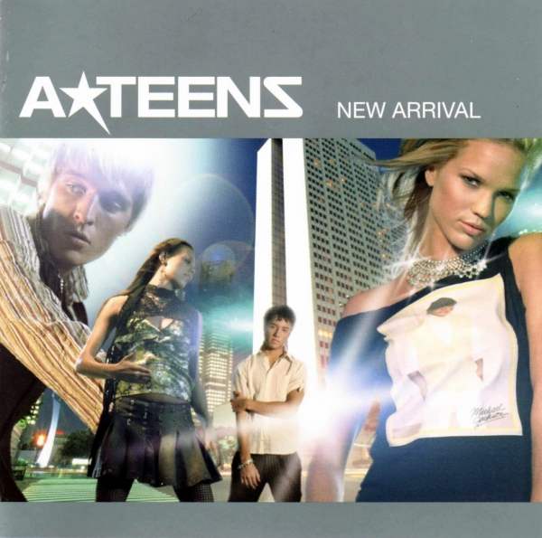 A★Teens New Arrival cover art