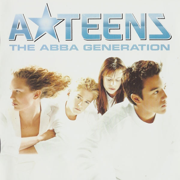A★Teens The ABBA Generation cover art