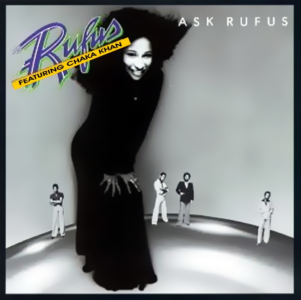 Rufus Ask Rufus cover art