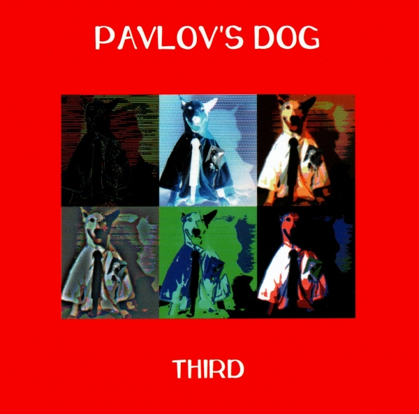 Pavlov's Dog Third cover art