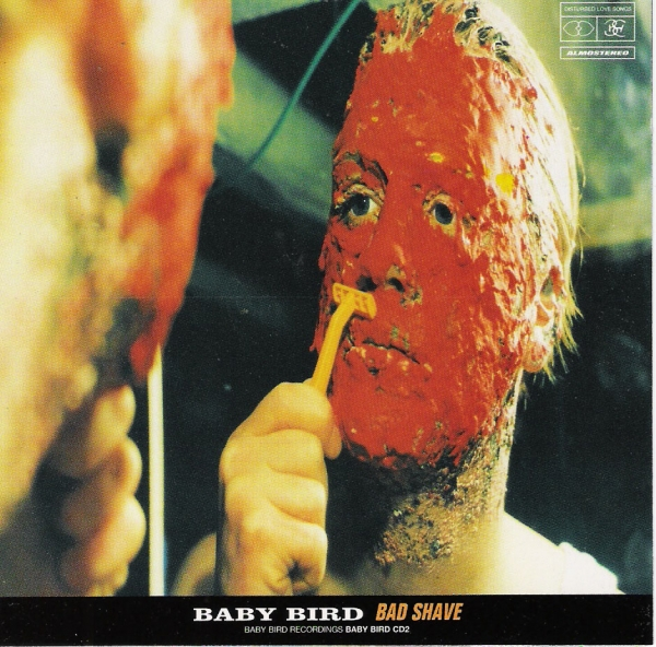 Baby Bird Bad Shave Cover Art