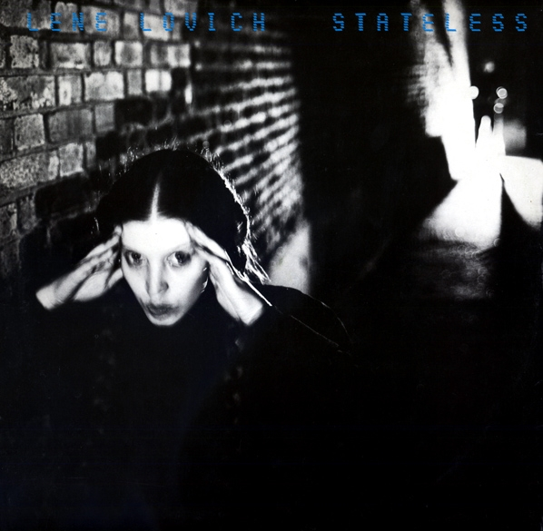 Lene Lovich Stateless cover art