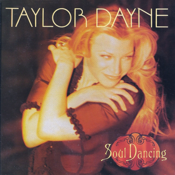 Taylor Dayne Soul Dancing cover art