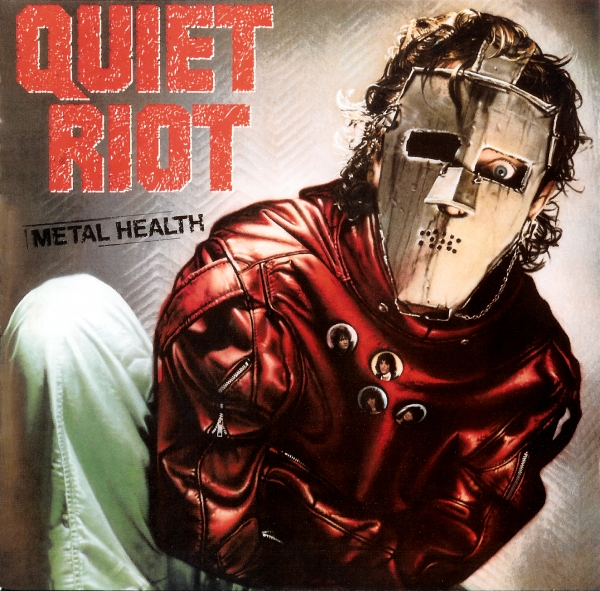 Quiet Riot Metal Health cover art