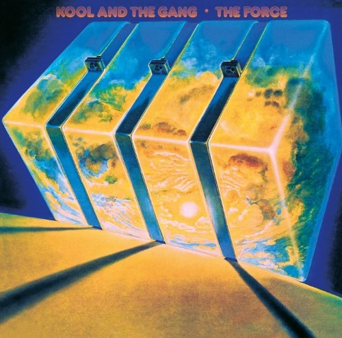 Kool & The Gang The Force cover art