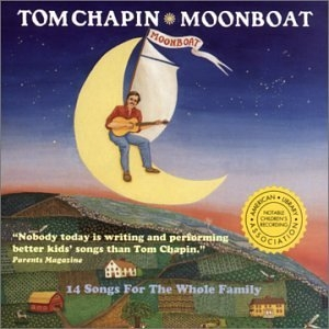 Tom Chapin Moonboat cover art