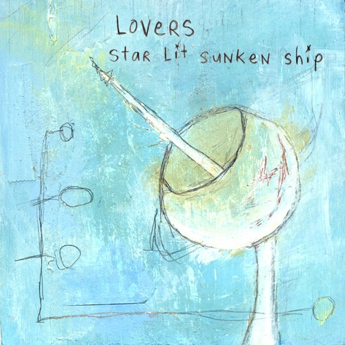 Lovers Star Lit Sunken Ship Cover Art