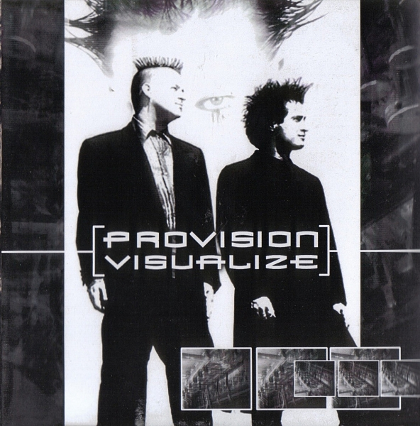 Provision Visualize Cover Art