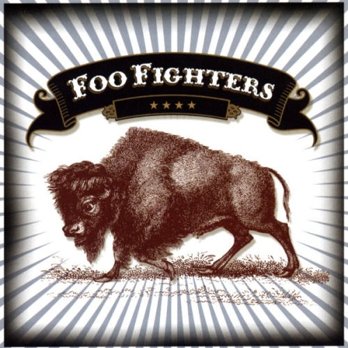 Foo Fighters Five Songs and a Cover Cover Art
