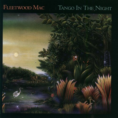 Fleetwood Mac Tango in the Night cover art
