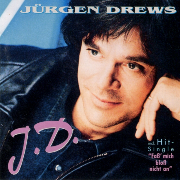 Jürgen Drews J. D. cover art