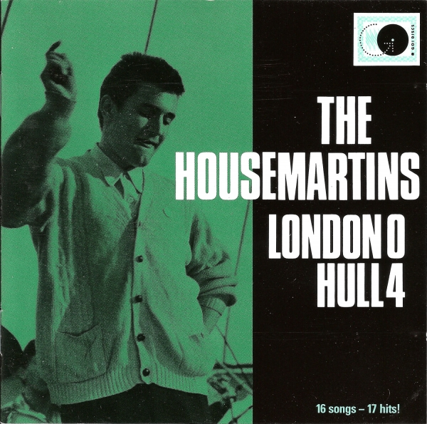 The Housemartins London 0 Hull 4 cover art
