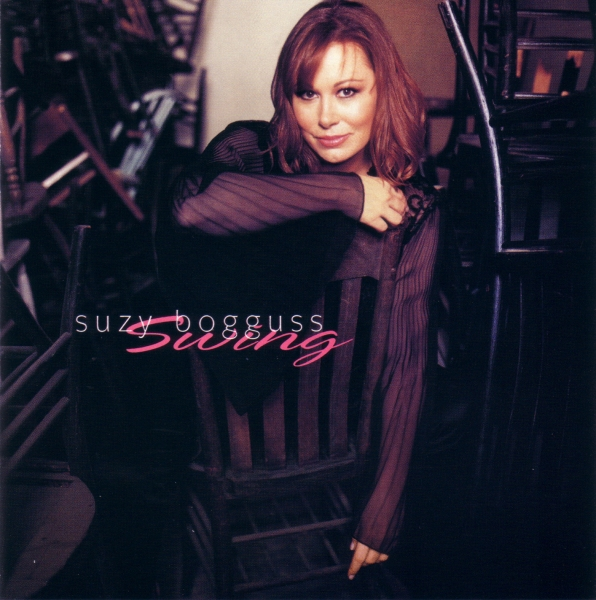 Suzy Bogguss Swing! cover art