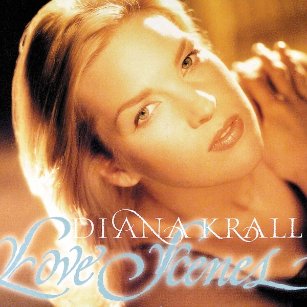 Diana Krall Love Scenes cover art