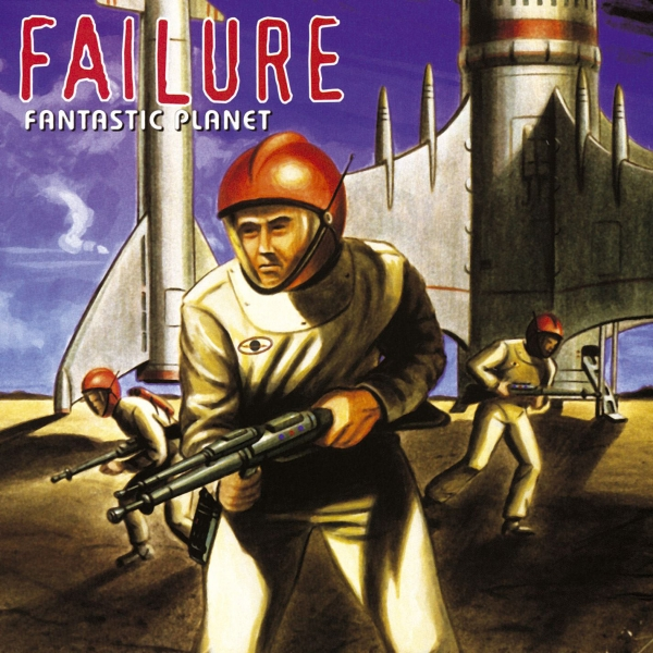 Failure Fantastic Planet cover art