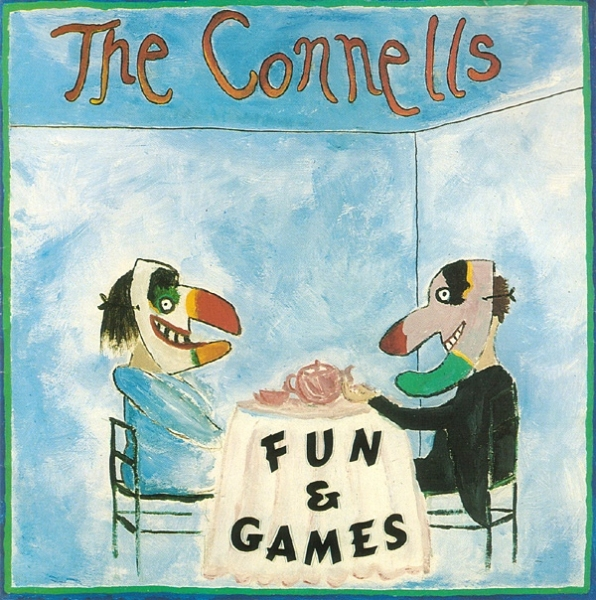 The Connells Fun & Games Cover Art