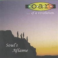 O.A.R. Souls Aflame Cover Art