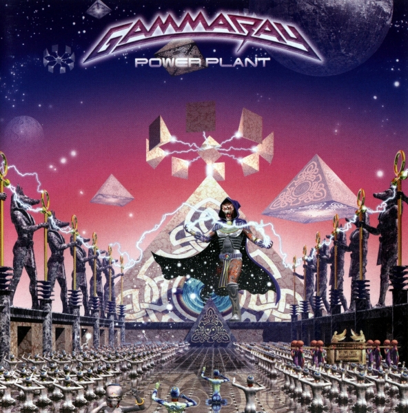 Gamma Ray Power Plant cover art
