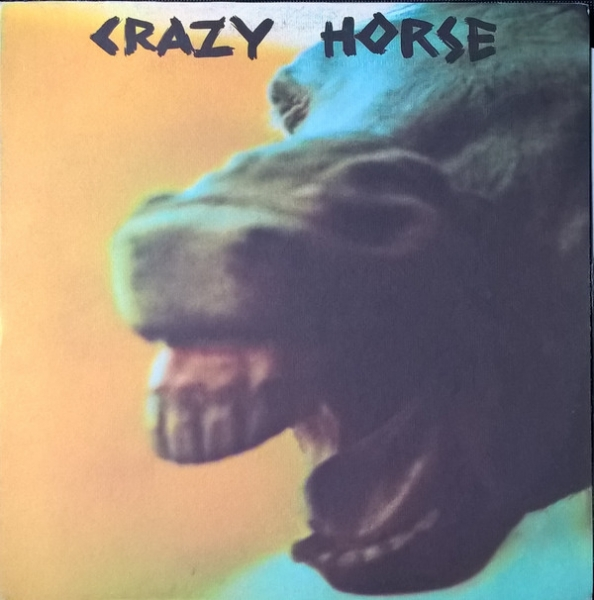 Crazy Horse Crazy Horse cover art