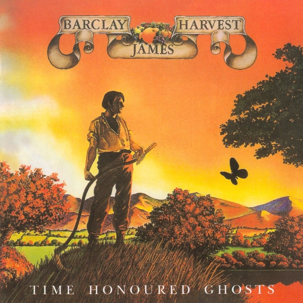 Barclay James Harvest Time Honoured Ghosts cover art