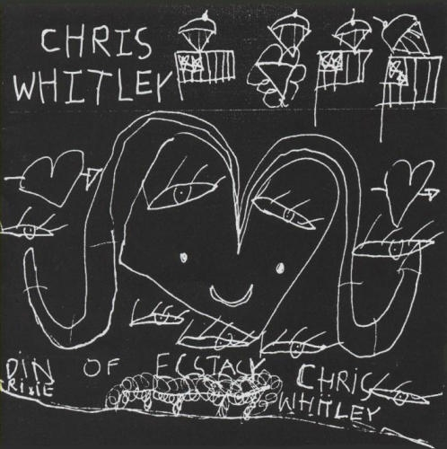 Chris Whitley Din of Ecstasy Cover Art