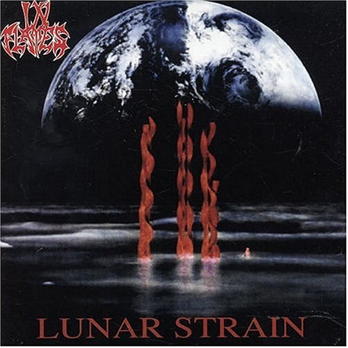 In Flames Lunar Strain cover art