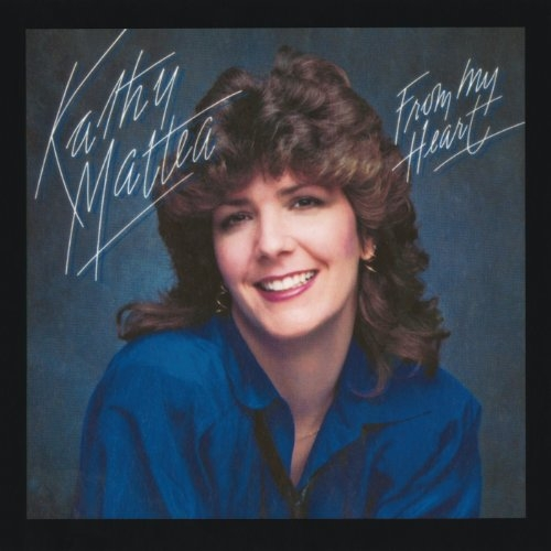 Kathy Mattea From My Heart cover art
