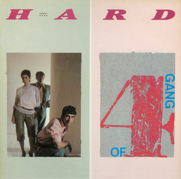 Gang Of Four Hard cover art