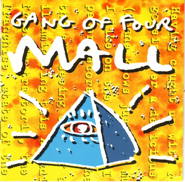 Gang of Four Mall cover art