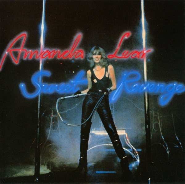Amanda Lear Sweet Revenge cover art