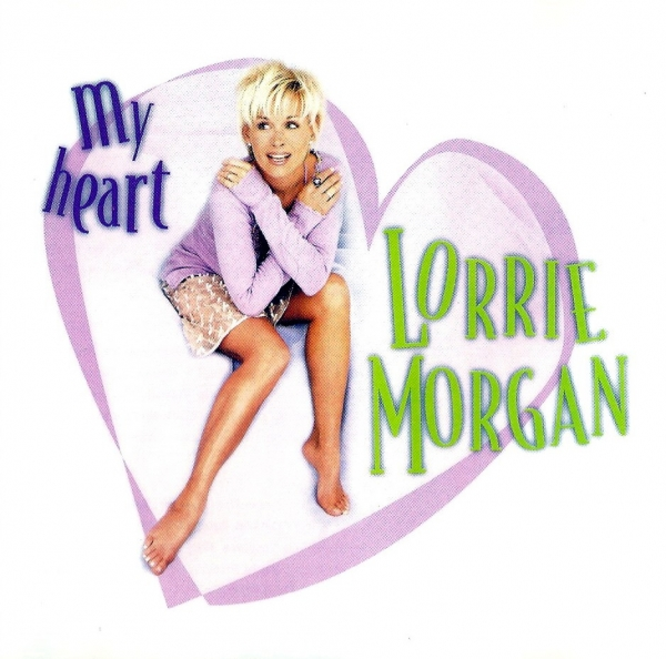 Lorrie Morgan My Heart cover art