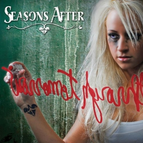Seasons After Through Tomorrow cover art