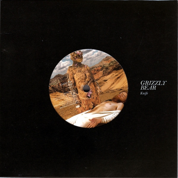 Grizzly Bear Knife Cover Art