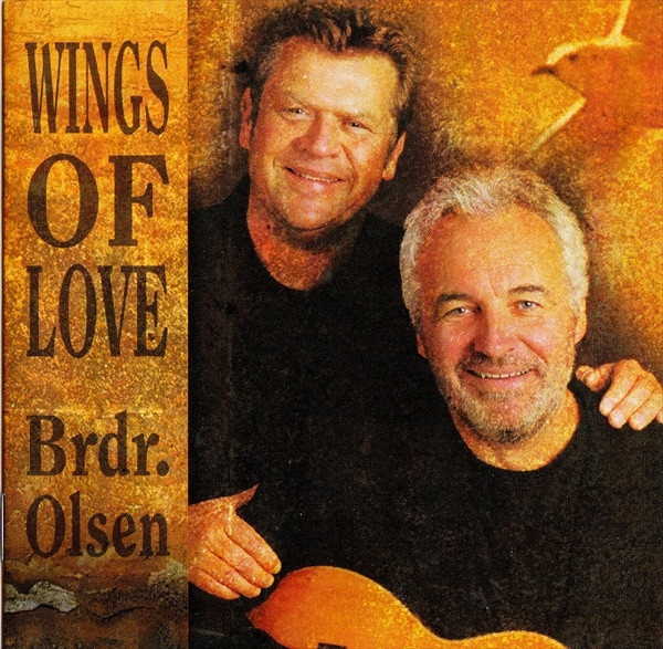 Olsen Brothers Wings of Love Cover Art