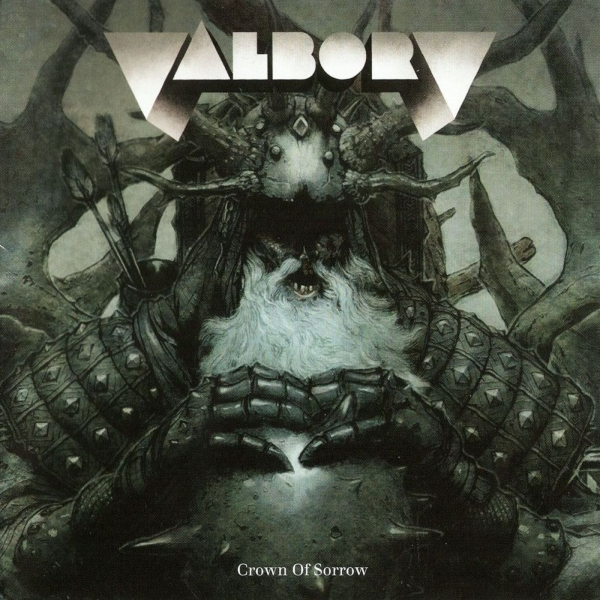 Valborg Crown of Sorrow cover art