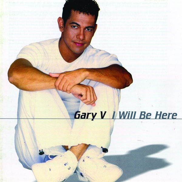 Gary Valenciano I Will Be Here Cover Art