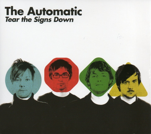 The Automatic Tear the Signs Down cover art